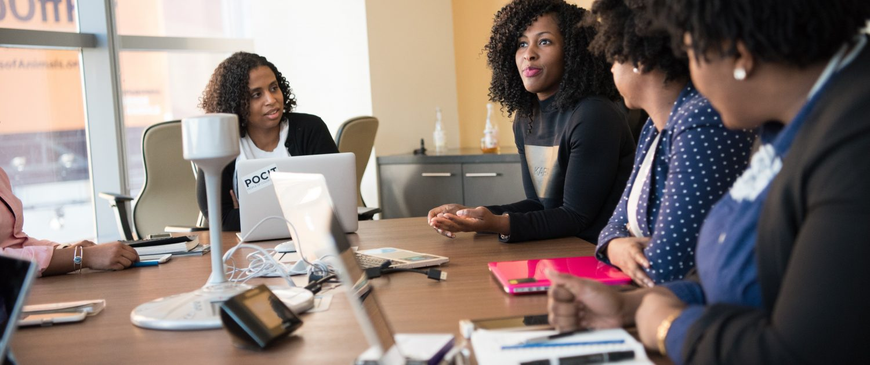 women brainstorming - Tara Transform