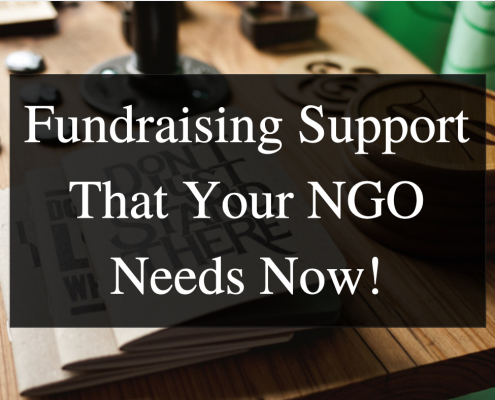 Fundraising support that your ego needs now - Tara Transform