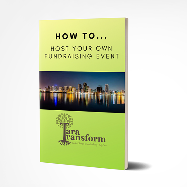 How to host your own fundraising event - Shireen Motara